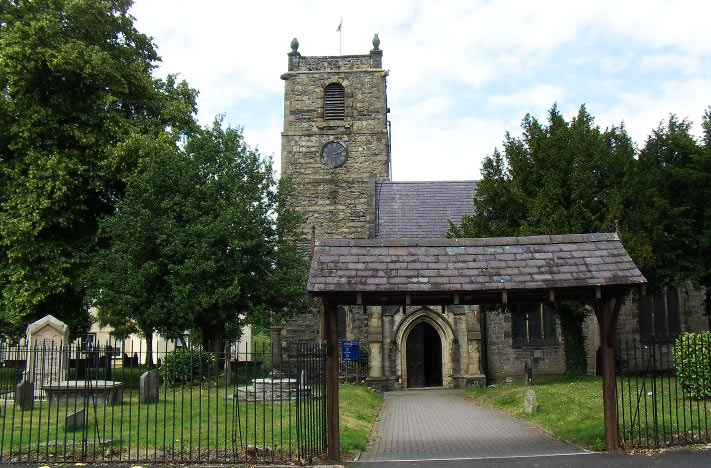 St Collen's Church Llangollen